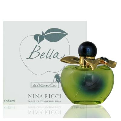 Nina Ricci Bella 貝拉甜心淡香水 80ml Tester 包裝