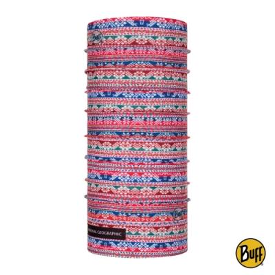【西班牙BUFF】國家地理-經典頭巾 Plus-五彩斑斕