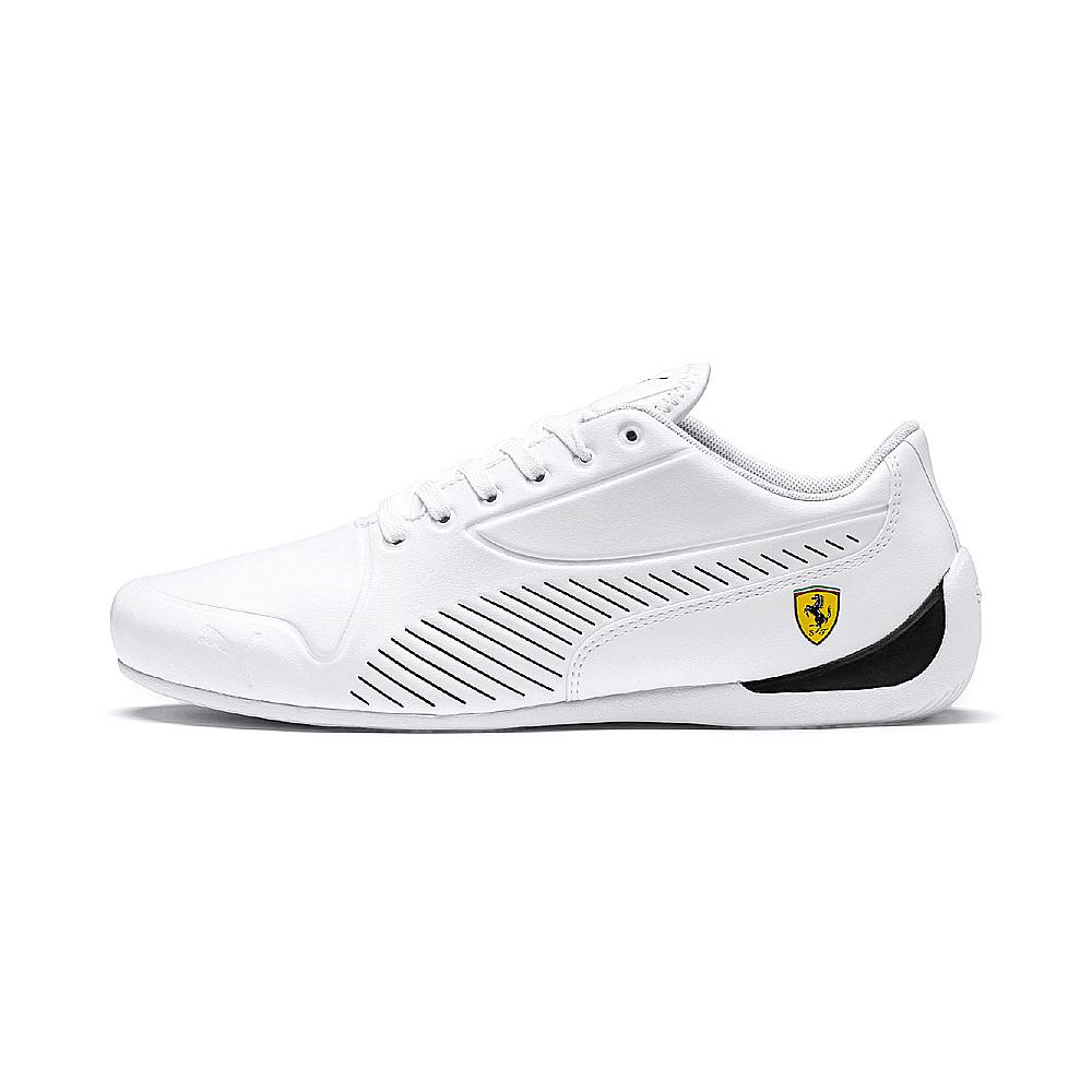 PUMA-SF Drift Cat 7S Ultra 男性賽車運動鞋-白色