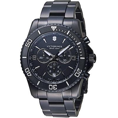 VICTORINOX維氏Maverick計時腕錶(VISA-241797)
