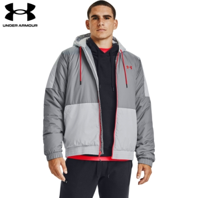 【UNDER ARMOUR】男 Sportstyle Insulated外套
