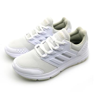 ADIDAS GALAXY 4 女 白 跑步鞋