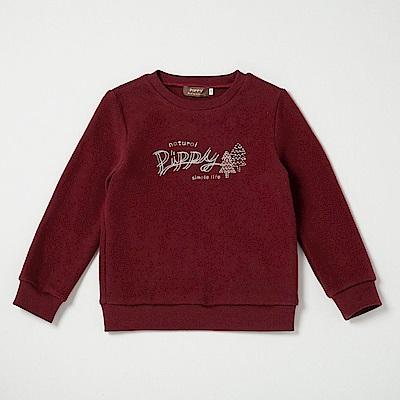 PIPPY 休閒長袖上衣 紅