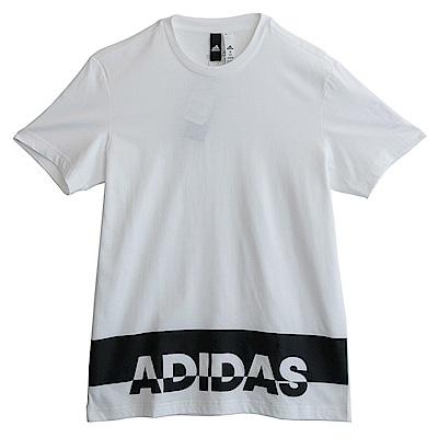 Adidas GFX T LNG-短袖上衣-男