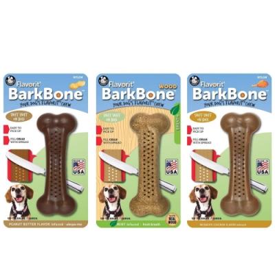 PET QWERKS TOYS庫克狗玩具BarkBone-M號