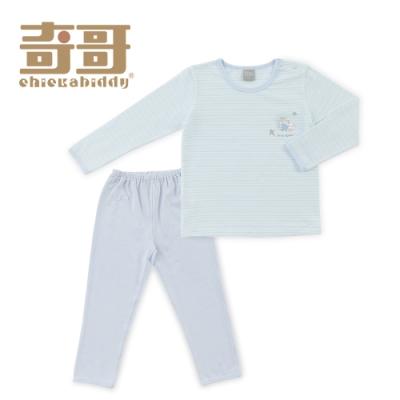 奇哥 遊戲兔側開冷氣衫套裝/居家服 (1歲)