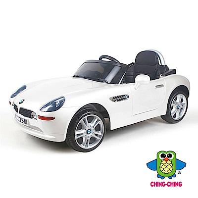 親親 BMW Z8電動車-白(RT-1288)