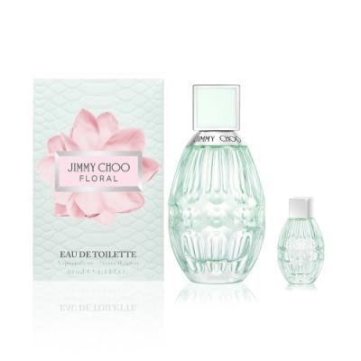 JIMMY CHOO 戀香女性淡香水40ml(贈隨機小香乙瓶)