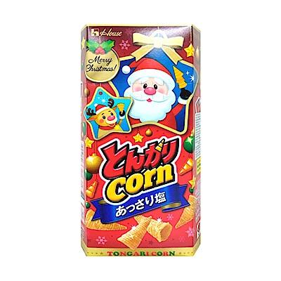 好侍 金牛角玉米餅聖誕版-鹽味(75g)