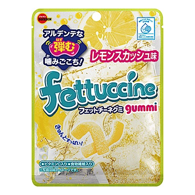 Bourbon北日本 寬版檸檬蘇打軟糖(50g)