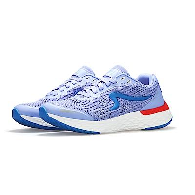 【ZEPRO】女子Q-RUN FEELING系列氫氣槽科技慢跑鞋-紫藍