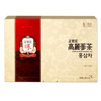 (時時樂限定)【正官庄】高麗蔘茶(100包/盒)