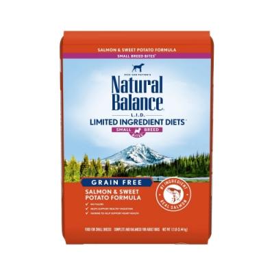 Natural Balance 低敏無穀地瓜鮭魚成犬配方 12LB/5.44kg