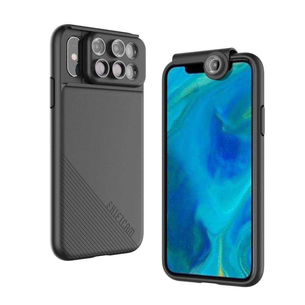 ShiftCam 手機殼鏡頭 6合1旅行攝影組- iPhone XS