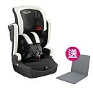 【Graco】AirPop 成長型輔助汽車安全座椅(共2色可選)【贈座椅保護墊】