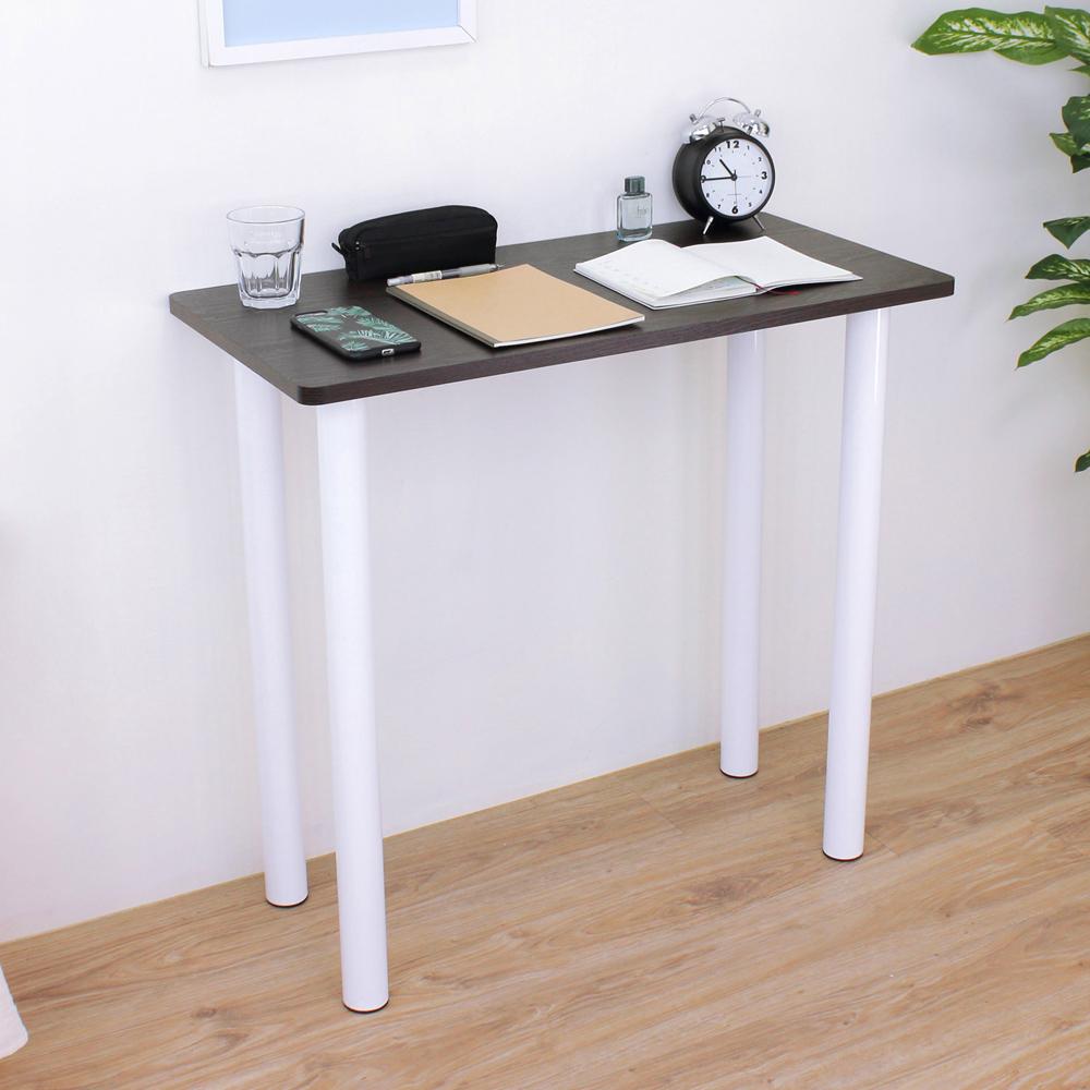 頂堅 寬80x深40/公分-小型書桌/餐桌/電腦桌/洽談桌-二色 @ Y!購物