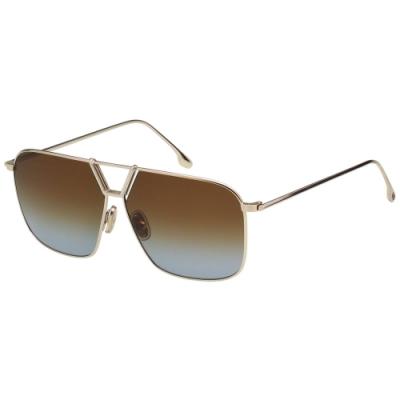 Victoria Beckham 維多利亞貝克漢 太陽眼鏡 (淡金色)VB204S
