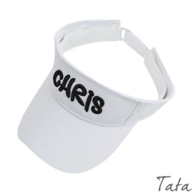 兒童字母遮陽帽 共四色 TATA KIDS