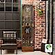 澄境 工業風180cm十層玻璃展示櫃/書櫃/收納櫃47.5x39.5x180cm-DIY product thumbnail 1