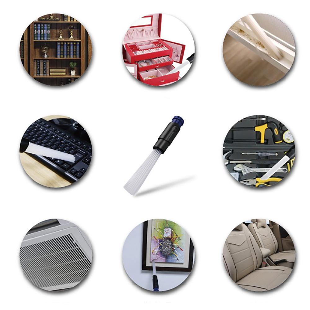 家適帝 升級款強力清潔隙縫吸塵器接頭