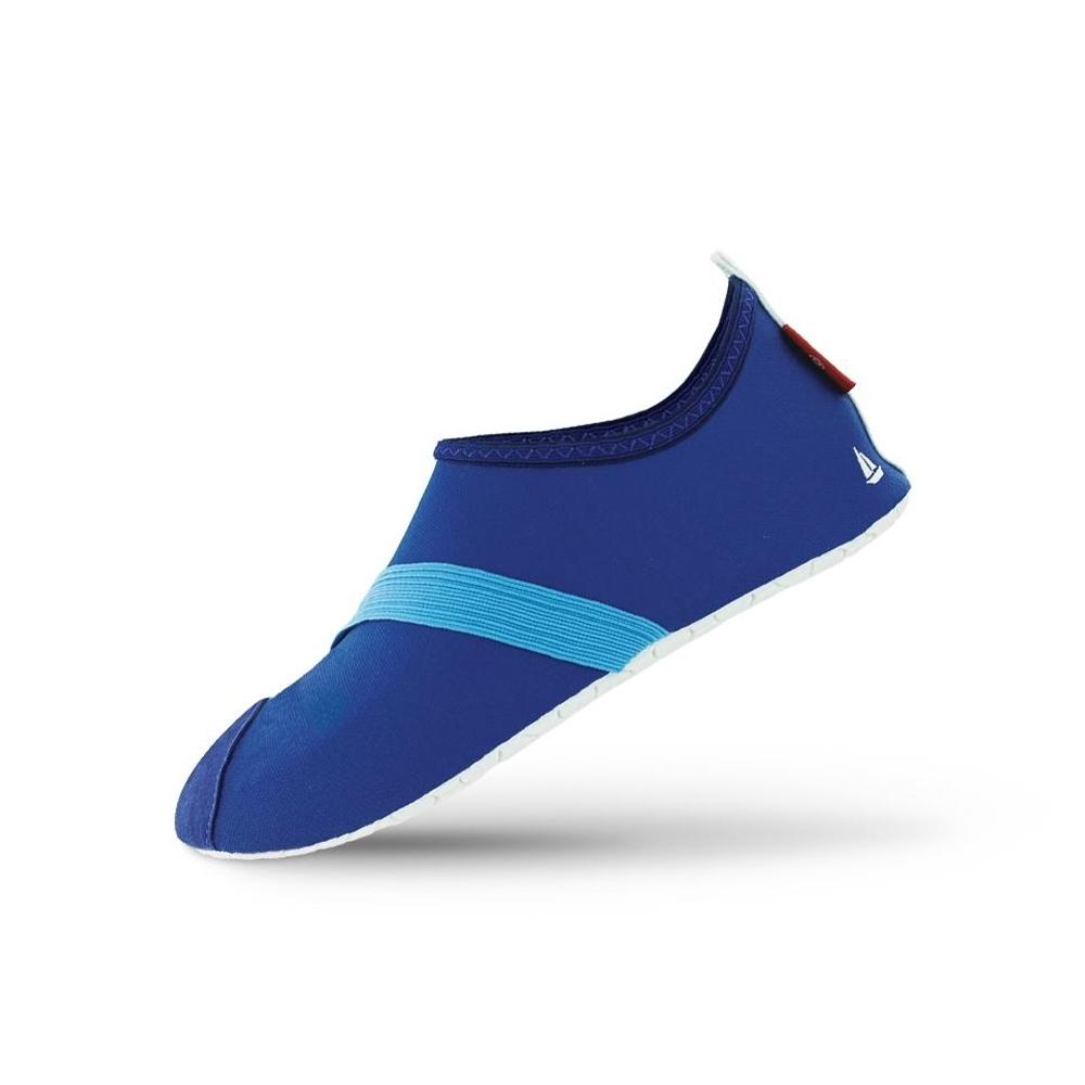 Fitkicks 摺疊輕量休閒鞋 女 海洋款 (2色可選)