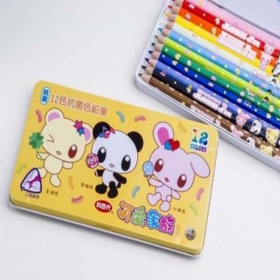 利百代 可愛家族色鉛筆(12色) CC-073
