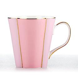 Royal Duke 花瓣骨瓷馬克杯/咖啡杯-粉紅(特殊花朵造型230ml)