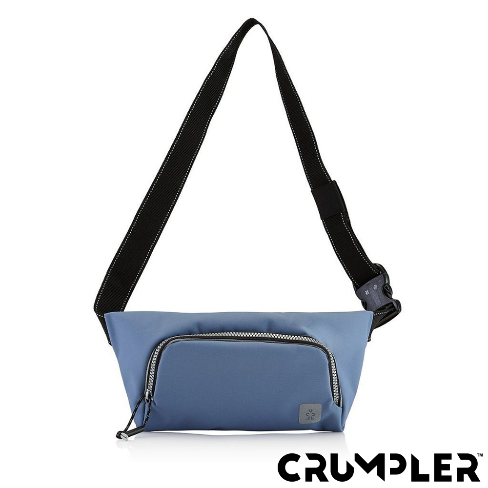 Crumpler 小野人 CLAM CHOWDER 克蘭多功能腰包(S) 淺藍