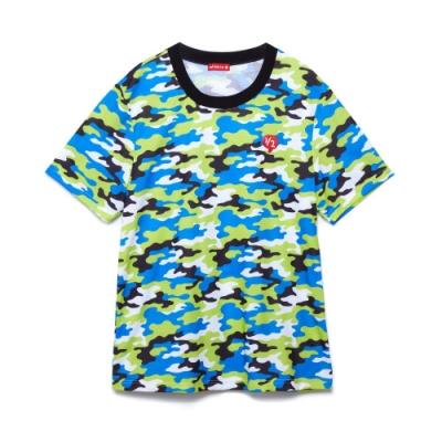 WHY AND 1/2 迷彩T恤-親子裝爸爸