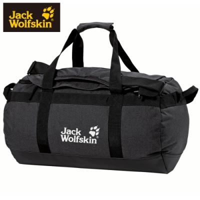 【Jack Wolfskin 飛狼】Urban Duffle 圓桶旅行提袋 40L『紅色│黑色』