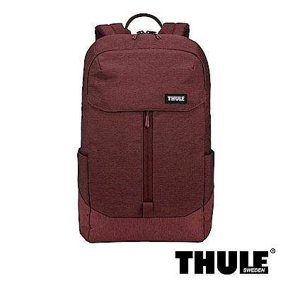 Thule Lithos 20L 15.6 吋電腦後背包-酒紅