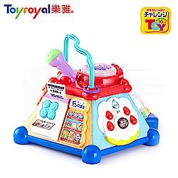 日本《樂雅 Toyroyal》歡樂益智盒