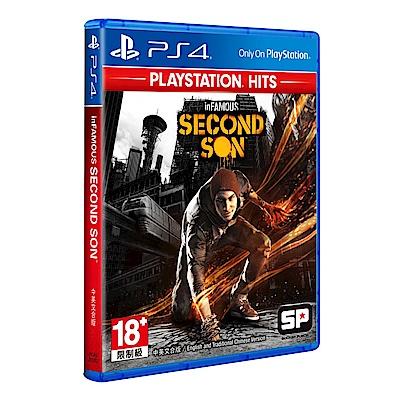 惡名昭彰:第二之子 PlayStation® Hits (中英文合版)