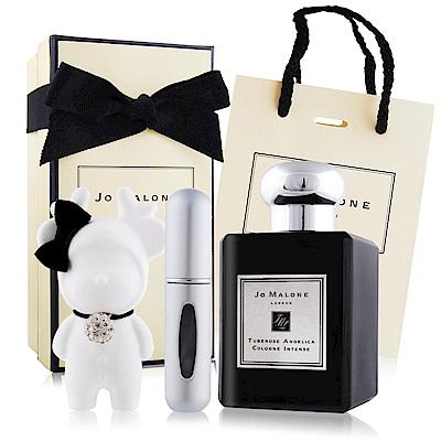 Jo Malone 夜來香與白芷香水50ml-加品牌提袋&擴香石&分裝瓶(隨機出貨)