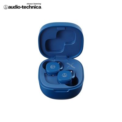 鐵三角 ATH-SQ1TW 真無線耳機-藍色