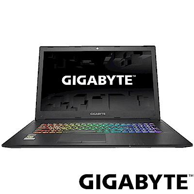GIGABYTE Sabre 17-K8 電競筆電 i7-8750H/GTX1050Ti 4G