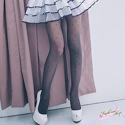 甜美絲襪 點點開襠性感褲襪 台灣製美腿絲襪褲襪 流行E線