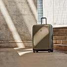 VICTORINOX 瑞士維氏CONNEX 可擴充29吋硬殼行李箱-橄欖綠