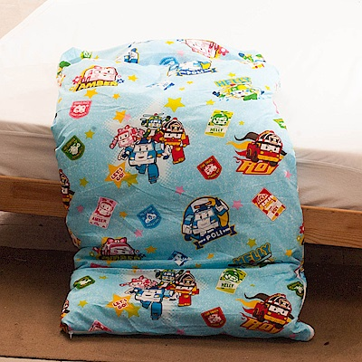 波力-藍 台灣精製兒童睡袋