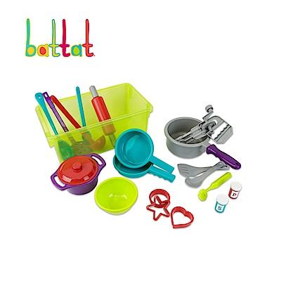 美國【B.Toys】酷客主廚烹飪組_Battat系列