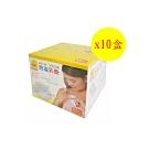 黃色小鴨 PiYO PiYO V型立體防溢乳墊(36入)*10盒