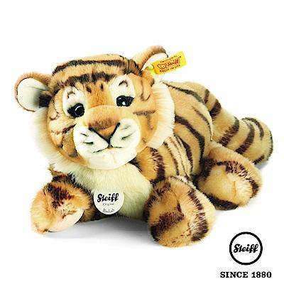 STEIFF德國金耳釦泰迪熊 老虎寶寶 Tiger Baby(動物王國)