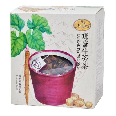 曼寧-瑪黛牛蒡茶(5公克x15入)