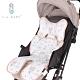 L.A. Baby  多功能3D涼感推車汽座餐椅座墊-加長型(頭枕可拆可調) product thumbnail 1