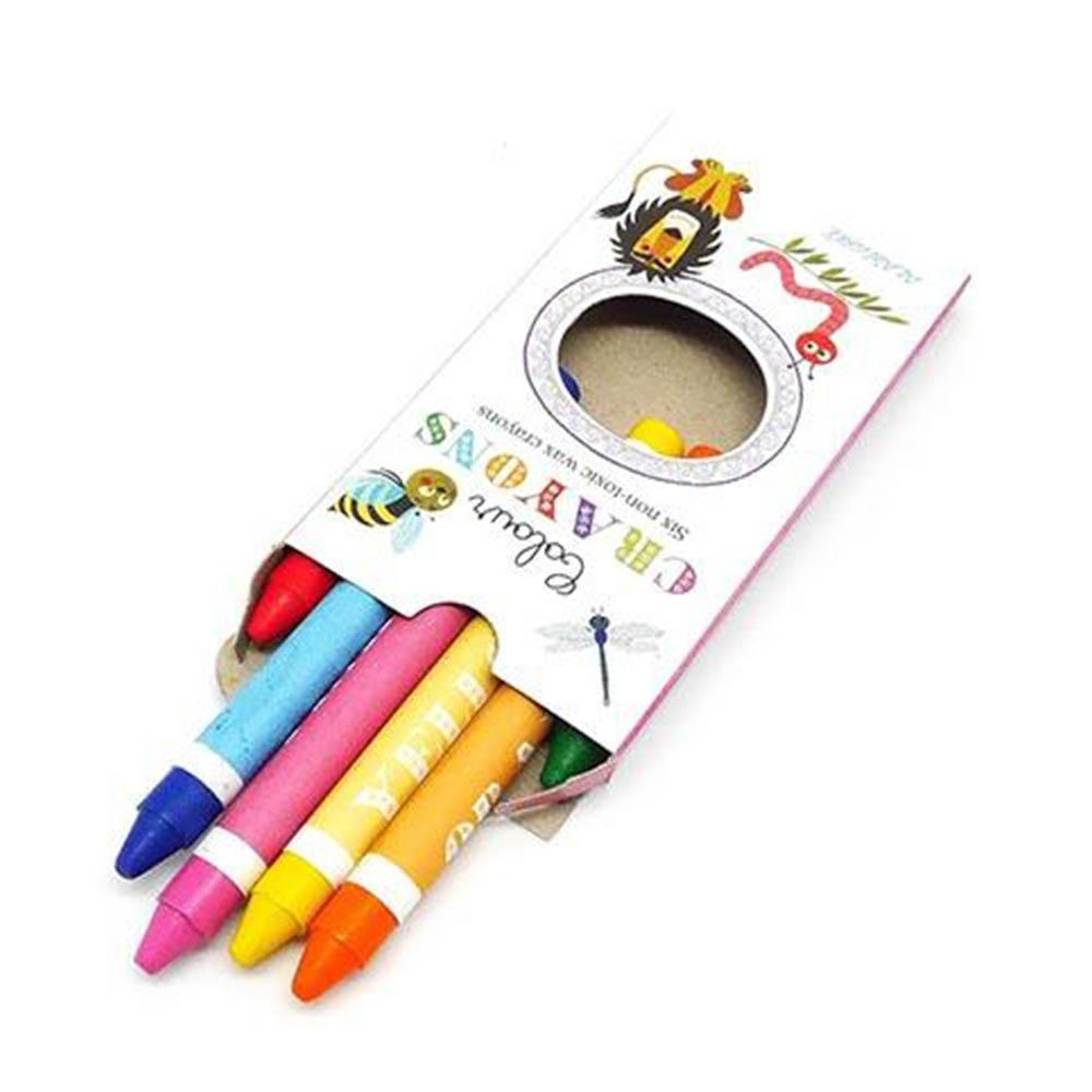 Colouring Sets-Crayons 著色蠟筆6色