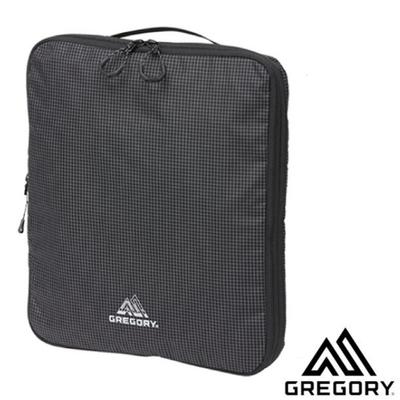 GREGORY 10L PACKING CUBE AL 多功能衣物收納方包(L).防水打理包.旅行包.整理袋_黑