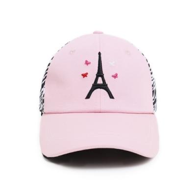 【DabbaKids】美國瓦拉棒球帽 -粉紅巴黎