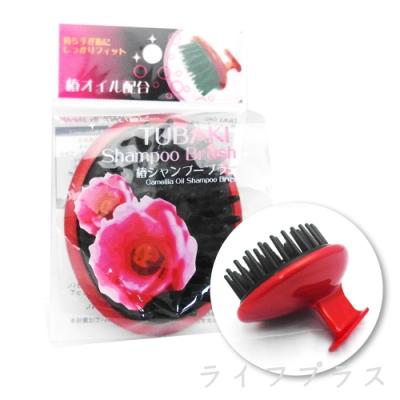 椿洗髮刷-3入