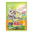 日本Unicharm消臭大師 一月間消臭抗菌貓砂 2L
