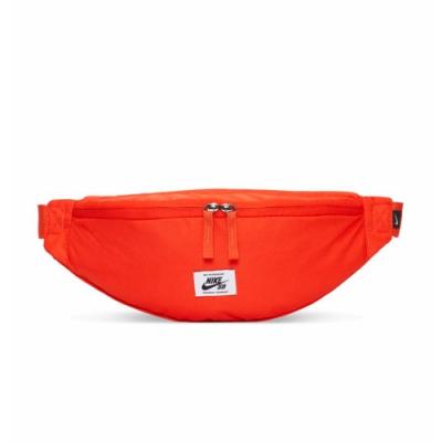 NIKE  腰包 小包 側背包 斜背包    橘  BA6445891  NK SB HERITAGE HIP PACK-WOVEN